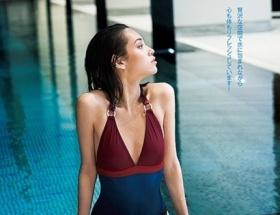 水原希子、水着姿で美ボディ披露wwwwwwwwww
