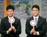 【阪神】西純矢&及川、互いの秘密をテレビで明かす
