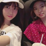 『乃木坂46 阪口珠美のブログに鈴本美愉が登場!』の画像