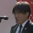 【悲報】コブクロ小渕健太郎さん、MGC(マラソン選考会)での君が代独唱で高い声で歌いすぎてキーを外して、ほとんど放送事故だとネットがざわつくwwww(動画あり)