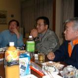 『2007年 2月 3日   新年会:弘前市・茂森会館』の画像