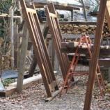 『薪小屋を建てました。』の画像