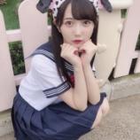 『[ニュース] ≠ME谷崎早耶、制服ディズニーショットが可愛すぎると話題 - モデルプレス【ノイミー、さややん】』の画像