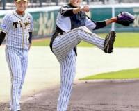阪神・藤浪、初の開幕投手指名「驚きしかなかった」球団78年ぶり前年1勝投手抜てき