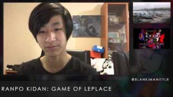 乱歩奇譚 Game of Laplace 第7話 【海外の反応 動画】