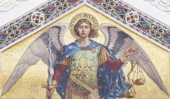 大天使ミカエルって、天使の階級のヒラエルキーでいうと何番目なの???