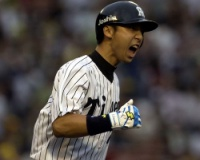 阪神歴代最多の打点を記録。驚異的なほどチャンスに強かった猛虎軍団の首位打者・今岡誠