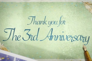 【ミリシタ】シアターデイズ三周年&美咲ちゃん誕生日 おめでとう!+ログインキャンペーン、3周年記念アイテム配布など!