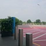 『シンガポール・チャンギ国際空港(ターミナル4)の喫煙所』の画像