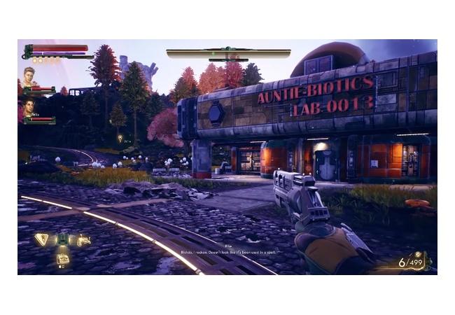 【真のフォールアウト】Fallout: New Vegasを開発したオブシダンスタジオの新作「The Outer Worlds」のプレイ動画が公開!!