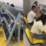 【動画】中国、世論操作工作員(八毛)達の職場の様子がこちらになります! [海外]