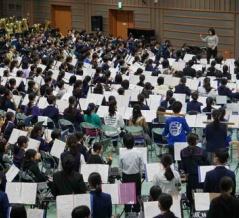 千人の音楽祭 合同吹奏楽