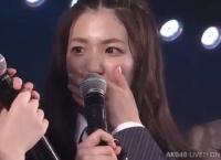 【悲報】チーム8超天然記念物の下尾みうc、後藤萌咲c卒業公演でやらかすwww