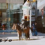 『ニューヨーク旅行記10 ニューヨークの中心地を散策、NBCロゴのTシャツがお気に入り』の画像