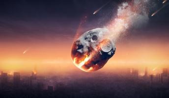 実際直径10キロの隕石が地球に向かってきたらどうするの?