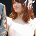 東京大学第64回駒場祭2013 その79(ミス&ミスター東大コンテスト2013の69(ウェディングドレス・山内富由))