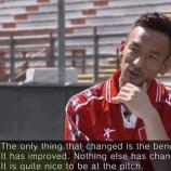 『元日本代表の中田英寿氏 公式YouTubeチャンネルを開設!! 今だからこそ語れるエピソード』の画像