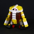 LEGOで小さめにジュアッグを作ってみました