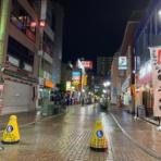 『【緊急事態宣言】休業要請解除前日(5/6)の夜の有楽街の風景、そして明日からの休業要請の状況について【浜松フォト】』の画像