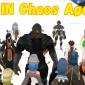 ハロウィンイベント2013 - 四章 - & 『 悪の戦闘員 Chaos Age レポート 131012 』