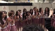 【PRODUCE48】ゲリラライブ舞台裏動画公開! ヘウォンのみなみセンサー感度良すぎww【他2ネタ】