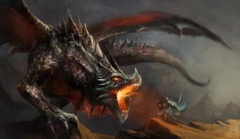 『ドラゴン、龍』とかいう哺乳類なのか鳥類なのか爬虫類なのかよくわからん生物wwwwwwwww