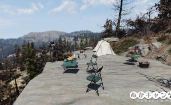小さいキャンプ
