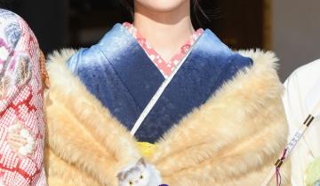 【乃木坂46】晴れ着姿の琴子様はお美しいですね【成人式】