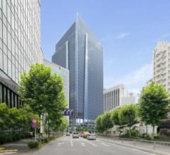 地上29階、高さ160m「(仮称)TTMプロジェクト」の既存ビル解体状況(2020.6.6)