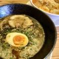西区寺尾台にオープンしたラーメン店『らあめん きばや』で『きばやとんこつ』『旨!辛!赤とんらーめん』食べてみた。