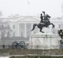 アメリカ東海岸が猛吹雪でヤバい ゴジラならぬ「スノージラ(Snowzilla)」 雪に埋もれるワシントンD.C.