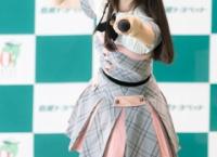阿部芽唯登場「島根トヨペット 出雲店1周年イベント」写真・動画まとめ!200人以上が来場!