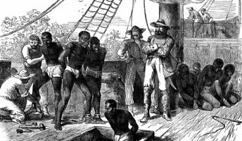 奴隷制度の時黒人って白人になんで逆らわなかったの
