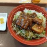 『【すき家限定】Visaのタッチ決済でもれなく50%還元!ということで豚角煮丼を食べてきた!』の画像