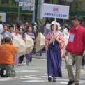 2014年横浜開港記念みなと祭国際仮装行列第62回ザよこはまパレード その72(財団法人民族衣裳文化普及協会)