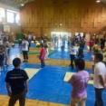 【防災キャンプ】宝塚第一小学校体育館で9月14日15日の2日、開催しました。