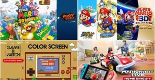 【予約開始】3つの歴代3Dマリオを収録した『スーパーマリオ3Dコレクション』、Switch版『スーパーマリオ3Dワールド』などが発表!