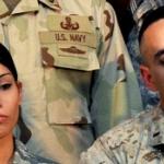 【米国】バイデンと兵士。言葉は要らない。この画像を説明するのに一つの単語も必要ない。