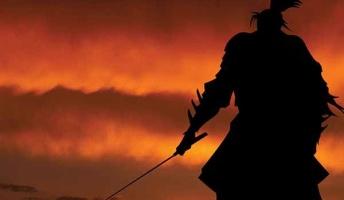 落ち武者に剣道を教わった話。