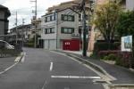 「色オニ」で助かる!めっちゃ赤いゴミ捨て場がある!〜星田4丁目の交差点の近くのところ〜