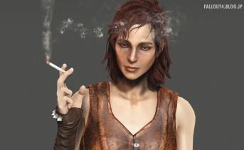 Smoking Cait