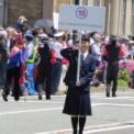 2014年横浜開港記念みなと祭国際仮装行列第62回ザよこはまパレード その51(日本大学高等学校・中学校吹奏楽部)