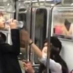 【動画】水を飲みたい女vs水を絶対飲ませたくない女が大喧嘩!!