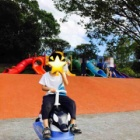 『【子ども・おでかけ】しながわ区民公園。遊具も楽しいし、こども冒険広場も楽しい! 自転車貸出やバーベキューも! 至れり尽くせりな公園。』の画像
