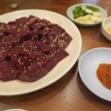 『【韓国・ソウルの旅】ワークアウト後は広蔵市場のユッケ通りで生肉三昧!』の画像