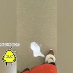 【動画】中国、雪が降って積もったかと思えば、黄砂も降って積もって、一面泥世界に! [海外]