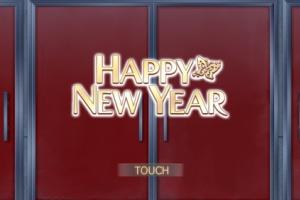 【ミリシタ】お正月特別演出が公開!ホワイトボードがお正月仕様に!+新春おたのしみ服袋、2020年お年玉プレゼントなど!