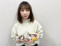 【乃木坂46】与田祐希さん、パフェをこぼして無能顔wwwwwwww