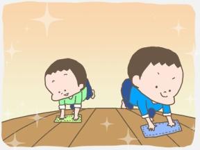イメトモ家★ダンスィと大掃除のコツ