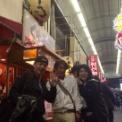 たこ焼きを食べ終えて!東京たこ焼きツアーの予告!